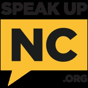 Speak Up NC Logo